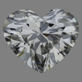 1.01 Carat Heart Diamond (G/VVS2)