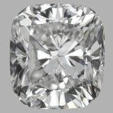1.01 Carat Cushion Brilliant Diamond (D/VVS1)