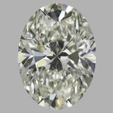 1.01 Carat Oval Diamond (J/VS2)