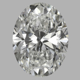1.01 Carat Oval Diamond (G/VVS2)