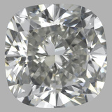 1.01 Carat Cushion Brilliant Diamond (H/VS2)
