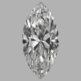2.01 Carat Marquise Diamond (E/IF)