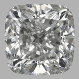 0.90 Carat Cushion Brilliant Diamond (G/VS1)