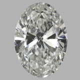 1.01 Carat Oval Diamond (I/SI1)