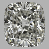0.90 Carat Cushion Brilliant Diamond (J/VVS1)