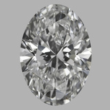 1.02 Carat Oval Diamond (E/VVS1)