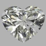 1.05 Carat Heart Diamond (I/VS2)