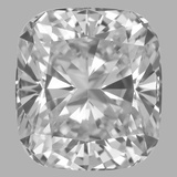 0.82 Carat Cushion Brilliant Diamond (D/VS1)