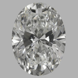 4.01 Carat Oval Diamond (F/VVS1)