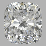 0.80 Carat Cushion Brilliant Diamond (D/VVS1)