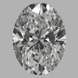 1.70 Carat Oval Diamond (E/IF)
