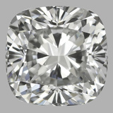 0.78 Carat Cushion Brilliant Diamond (G/VVS1)