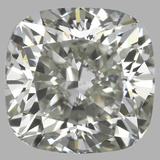 1.01 Carat Cushion Brilliant Diamond (J/VS1)
