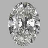 1.02 Carat Oval Diamond (G/IF)