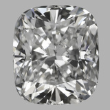 1.01 Carat Cushion Brilliant Diamond (F/VS1)