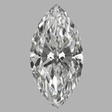 0.77 Carat Marquise Diamond (D/VS1)