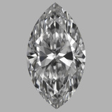0.90 Carat Marquise Diamond (D/VS1)