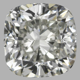 1.01 Carat Cushion Brilliant Diamond (I/VS1)