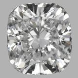 0.75 Carat Cushion Brilliant Diamond (D/VS1)