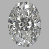 1.25 Carat Oval Diamond (E/SI1)