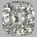 1.82 Carat Cushion Brilliant Diamond (J/VVS2)