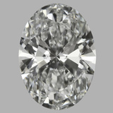 0.76 Carat Oval Diamond (G/VVS2)