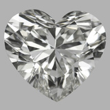 1.71 Carat Heart Diamond (J/VVS2)