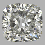 0.81 Carat Cushion Brilliant Diamond (H/VVS1)