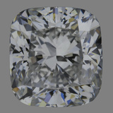 0.80 Carat Cushion Brilliant Diamond (E/VS2)