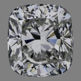 0.82 Carat Cushion Brilliant Diamond (F/VVS1)