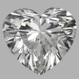 1.01 Carat Heart Diamond (E/VS1)