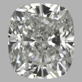 0.81 Carat Cushion Brilliant Diamond (H/VS1)