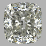 1.01 Carat Cushion Brilliant Diamond (J/IF)