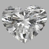 1.03 Carat Heart Diamond (D/IF)