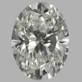 1.50 Carat Oval Diamond (J/VVS2)