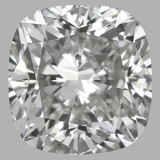 0.75 Carat Cushion Brilliant Diamond (F/VVS2)