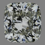 1.70 Carat Cushion Brilliant Diamond (J/VVS1)