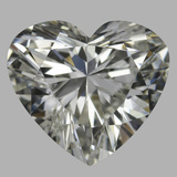 1.01 Carat Heart Diamond (I/VS1)