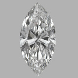 2.03 Carat Marquise Diamond (D/IF)