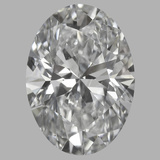 1.02 Carat Oval Diamond (F/SI1)