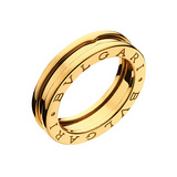B.Zero1 18k Gold 1-Band Ring