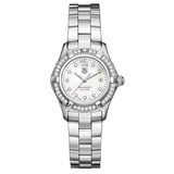 Ladies' Aquaracer Quartz Steel & Diamonds (WAF1416.BA0824)