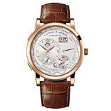 Lange 1 Time Zone Manual Rose Gold (116.032)