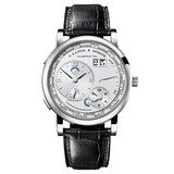 Lange 1 Time Zone Manual Platinum (116.025)