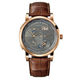 Lange 1 Time Zone Manual Rose Gold (116.033)