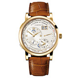 Lange 1 Time Zone Manual Yellow Gold (116.021)