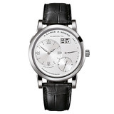 Lange 1 Manual White Gold (101.039)
