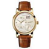 Lange 1 Manual Yellow Gold (101.021)