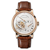 Richard Lange Pour le Mérite Tourbillon Rose Gold (760.032)