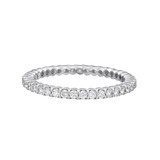 Round Brilliant Diamond Eternity Band (~0.75 ct tw)